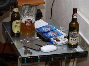 Холодное пиво (с)@ngel
