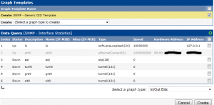 Create: SNMP - Generic OID Template