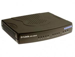 Голосовой шлюз D-Link DVG-6004S
