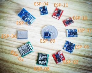 ESP8266 модификации
